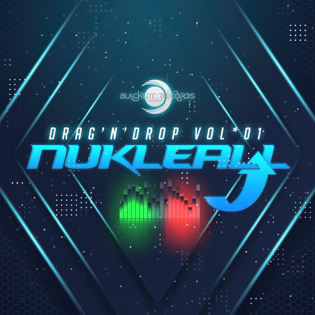 Drag n Drop Vol 01 Track by Nukleall