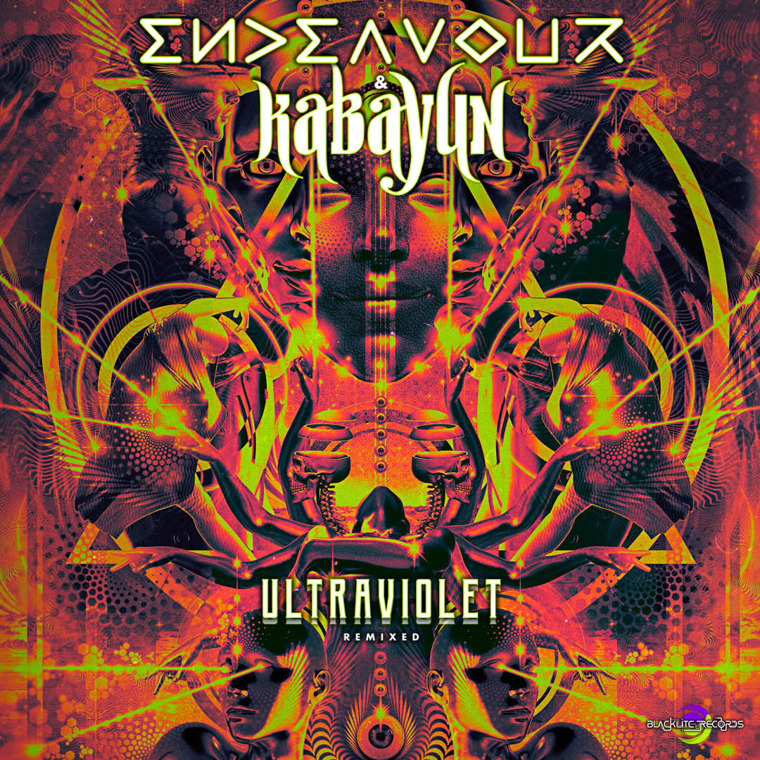 Endeavour and Kabayun - Ultraviolet (Remixed - Cover)