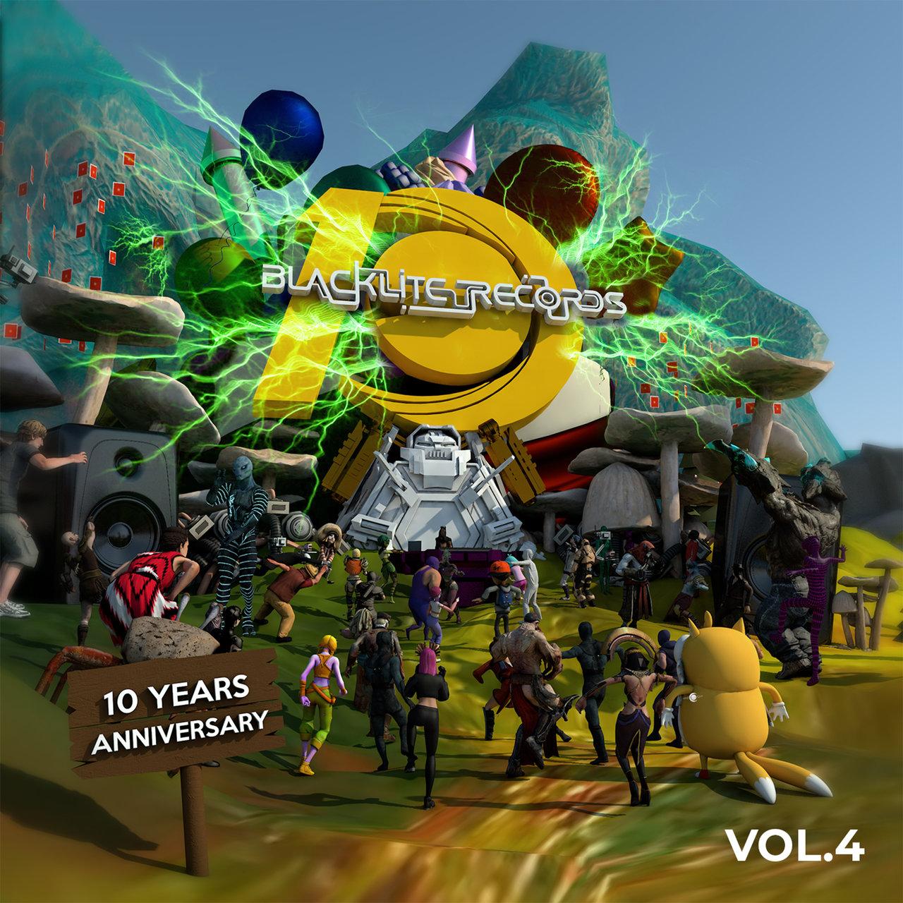 10 Years Anniversary Vol°4
